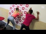 Ти і Я. Зацініть сексуальний танець MamaRika з ведучим Радіо МАКСИМУМ!