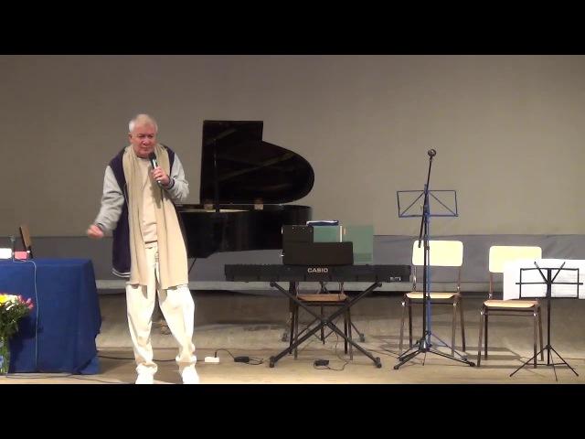 Александр Хакимов - Код счастья и любви (20 сентября 2017, Омск)