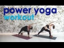 Power Yoga Workout : Learning to Listen