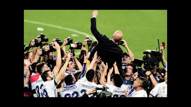 Real Madrid Unstoppable Football ● Zidane's Effect
