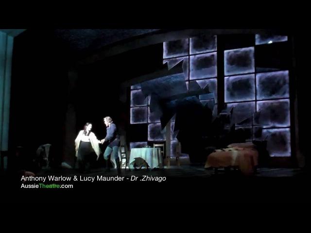 Dr Zhivago Opens in Melbourne
