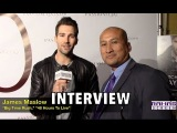 My Interview with James Maslow at 'THE MATCHMAKER'S PLAYBOOK' Premiere