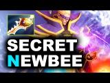 SECRET vs NEWBEE - SEMI-FINAL HYPE! - ESL ONE GENTING DOTA 2