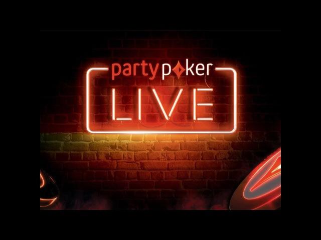 Caribbean Poker Party Big Cashgame 20 November