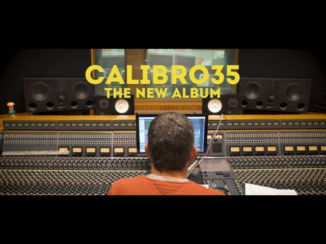 Calibro 35 - Agogica [Studio Session]
