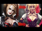 Tara Strong Cosplayed as Harley Quinn