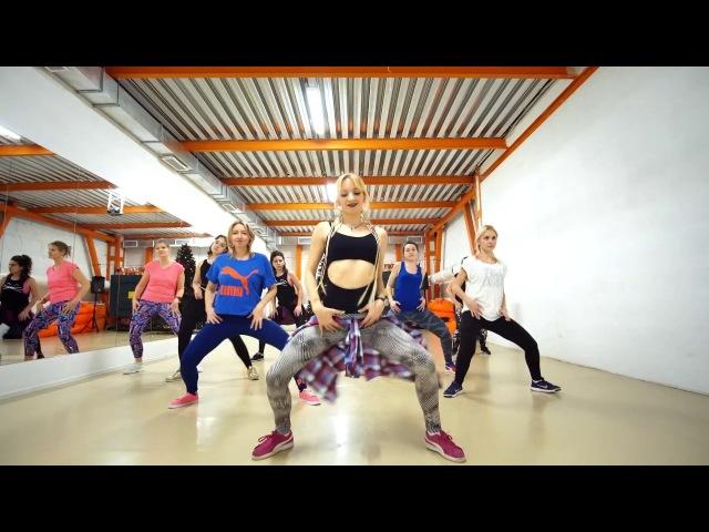 REGGAETON | CHOREO BY KATYA ZONDA| Todo Comienza En La Disco - Wisin, Yandel, Daddy Yankee