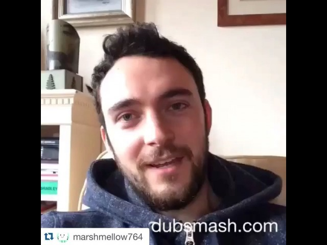 """George Blagden on Instagram Just a bit of Dubsmashing with @marshmellow764 and @elinorcrawley1"""""""