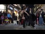 Tango Street Dancing (Florida Avenue, Buenos Aires, Argentina)