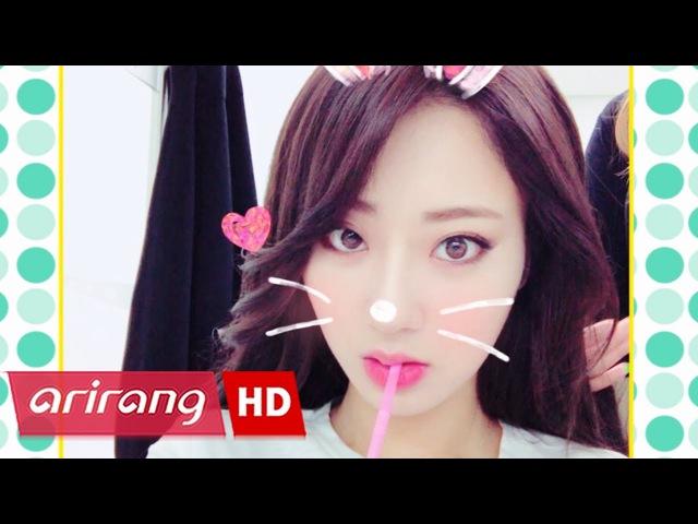 [Showbiz Korea] Kyungri of 9Muses(나인뮤지스 경리), Jung Eun-ji of Apink(에이핑크 정은지) _ Star Picture