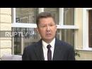 Russia: Gazprom terminates gas contracts with Ukraine's Naftogaz