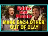 Eddie Redmayne wants to get Tom Hiddleston in Fantastic Beasts Maisie Williams Early Man interview