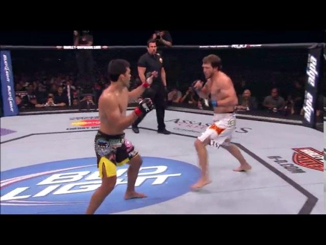 KO of the Week Lyoto Machida vs. Ryan Bader