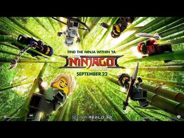 The LEGO Ninjago Movie 2017 Official Trailer