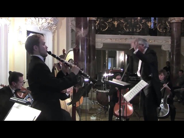 Aaron Copland - clarinet concerto. Clarinet - Leonid Popov. Conductor - Alexandru Samoila.