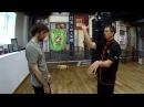 Моменты с тренировки по Юнчунь Байхэ Цюань в бойцовском клубе Siberia