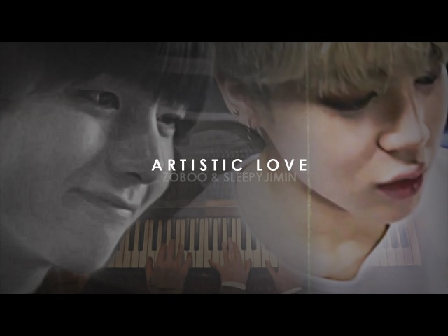 Vmin | artistic love ( ZØBOO)