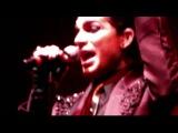 Adam Lambert - niagA cisuM at Gridlock IMPROVED VERSION