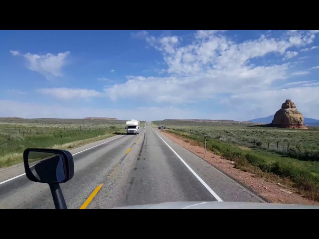 BigRigTravels Classics-US 191 North between Monticello and Moab, Utah-Aug. 15, 2016