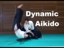 Dynamic Aikido Shomen uchi Basic and Applied Techniques