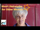 Short Women's Haircut and (Hairstyles for Older Women)