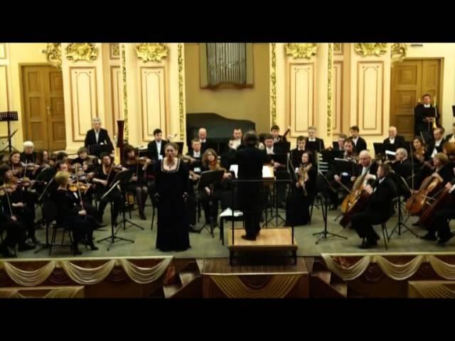 Dankevych - opera Bohdan Khmelnytsky, aria`s Varvara - E.Vyshnevska