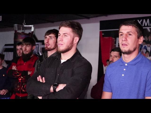 65 кг. Аюбов Абдула (КК«Ахмат», ЧР) vs Умаев Визирхан (Дагестан