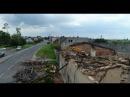 Kolejny dzień pomocy poszkodowanym po burzach Rytel Chojnice 17 08 2017