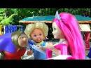💋 👠 Мультики с куклами Барби все серии подряд мультик Детектив Барби раскрыва...