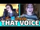 AMAZING SINGER IMPRESSES GIRL ON OMEGLE