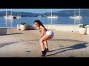 RAZOR B - DON'T STOP IT | DANCEHALL ROUTINE BY ANNA STUKACHEVA