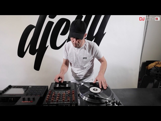 DJ Brace Scratches Over His Remix of Kutimans Shes a Revolution With Fretless Fader