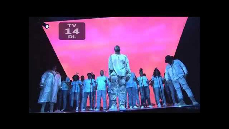 Kanye West - Ultralight Beam (SNL LIVE VERSION)