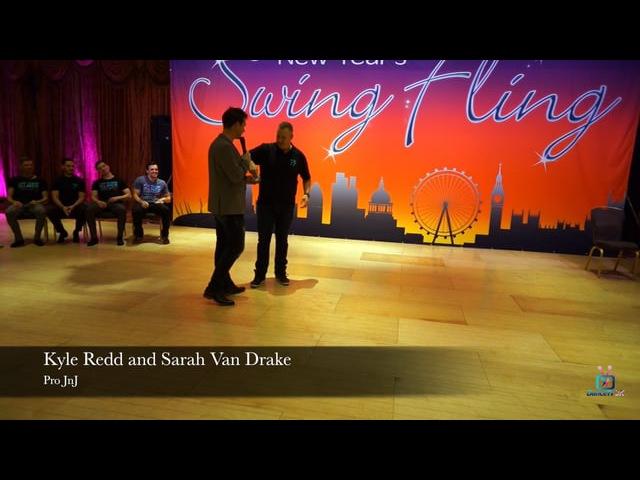Pro JnJ - Kyle Redd and Sarah Van Drake