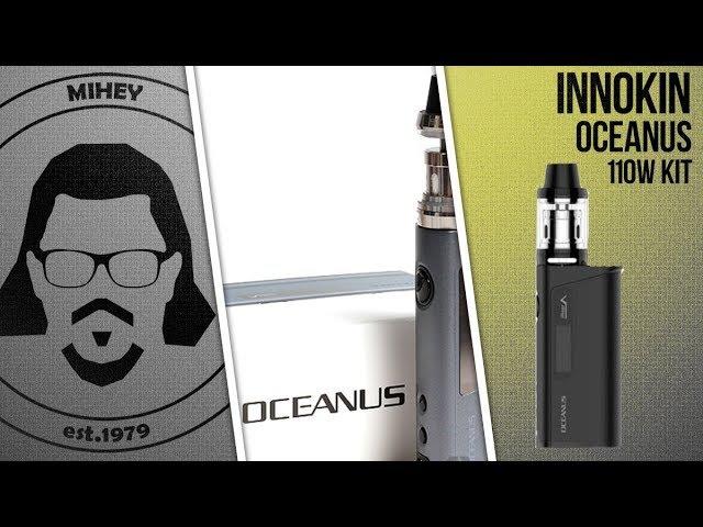 Innokin Oceanus Kit. Мод на 20700 и Scion Sub-Ohm Tank.