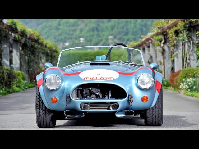 Shelby Cobra 289 FIA Competition Roadster '1964