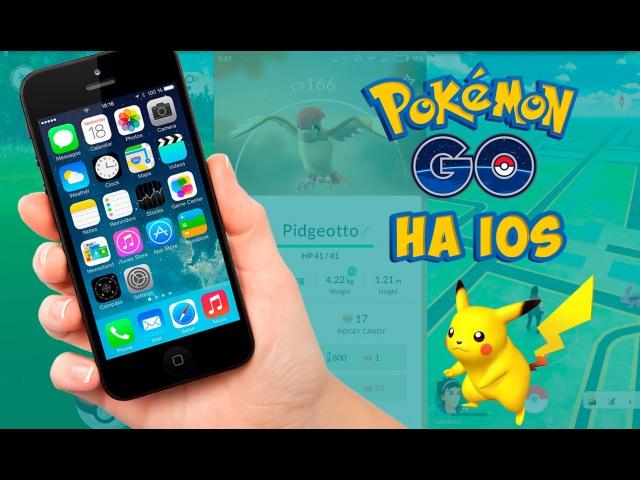 Как скачать Pokemon Go на iOS: инструкция по установке покемонов на iPhone (Айфон)