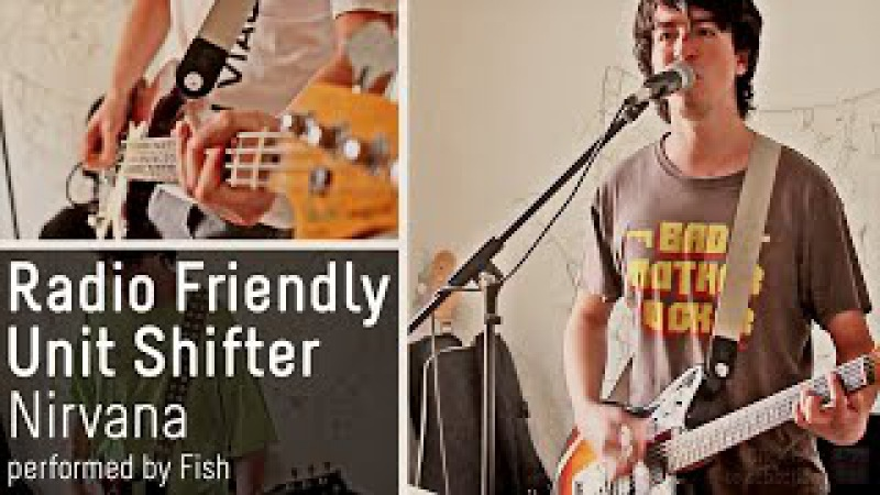 Radio Friendly Unit Shifter cover Nirvana 2015