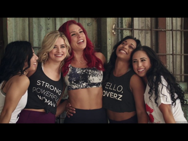 Being Fit Means with Sharna Burgess