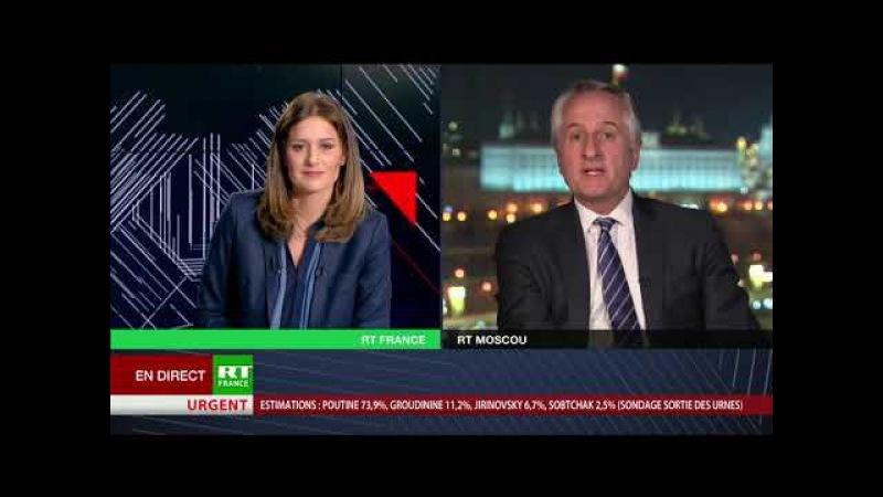 Affaire Skripal Les Russes ne comprennent pas la mise sous tutelle anglo saxonne de la France