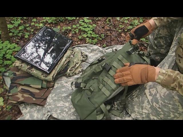 Обзор - Тактический рюкзак Kiwidition Ekara (Кивидишн Экара)