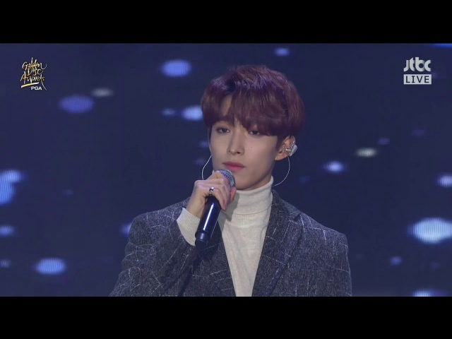 Seungkwan Dokyeom (SEVENTEEN) - As I Say @ 32nd Golden Disc Awards Day 2