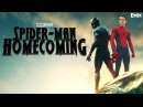Spider-Man: Homecoming (Black Panther Style)