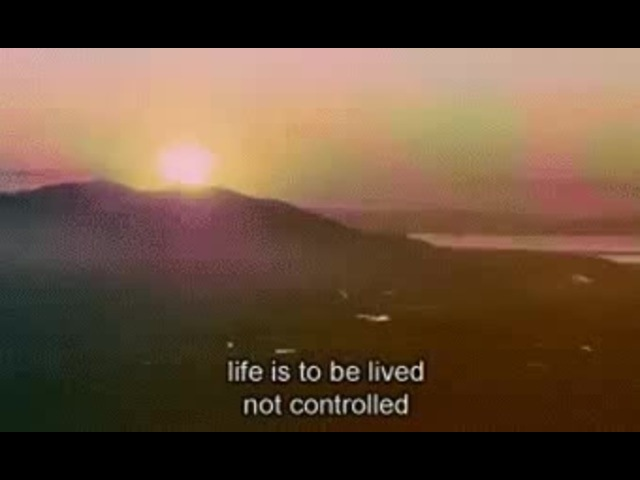 Life is to be lived. (masked man - drowning my sorrows)