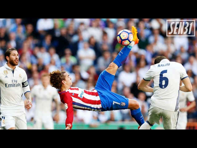 Antoine Griezmann • Best Goals Ever • HD