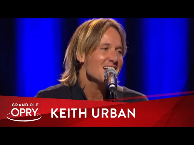 Keith Urban - The Fighter | Live at the Grand Ole Opry | Opry