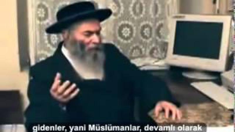 Yahudi Hahamdan dünyayı şoke eden açıklamalar İslam geleceğin dinidir