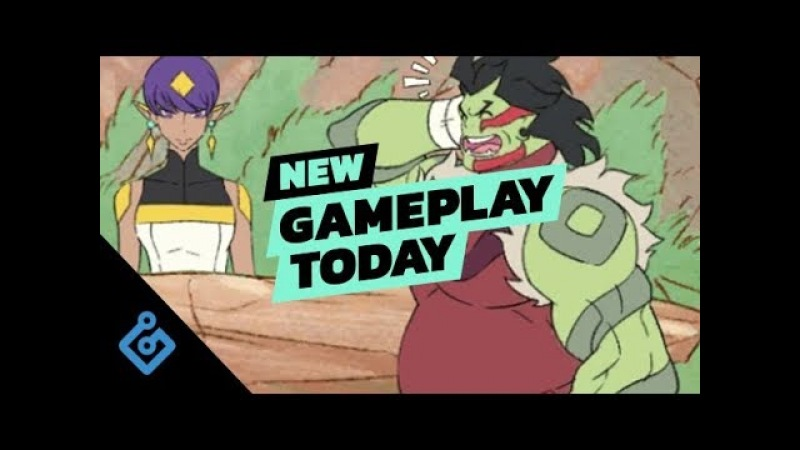 New Gameplay Today – Battle Chef Brigade