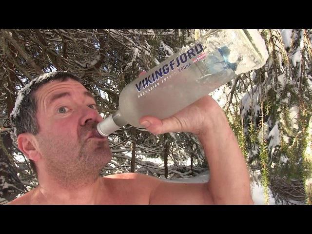 Snowshoe Trip to Skrim