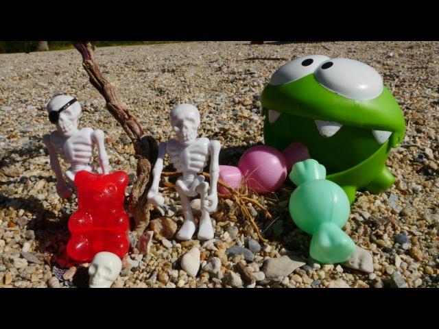 Приключения Ам Няма на пляже ВидеоДляДетей